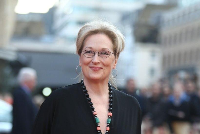 Meryl Streep kartis pärast 40 aastaseks saamist, et iga järgnev film võib jääda tema viimaseks