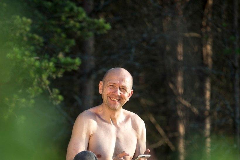 Vello Vaher treenib päevas kolm tundi ja suhtleb fännidega viis tundi