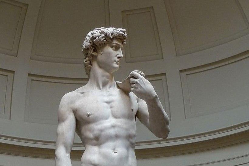 Miks on iidsetel skulptuuridel nii väike riist?
