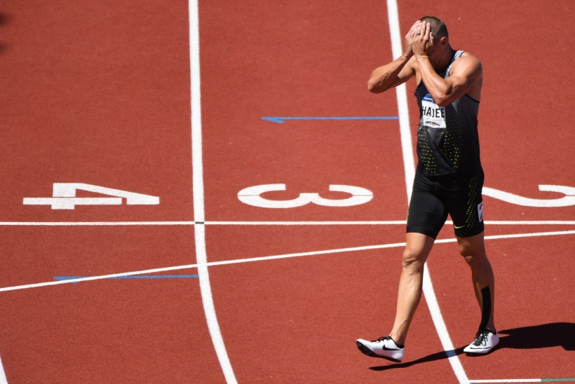 VALUS! Olümpiahõbe jääb õnnetul kombel Riost eemale