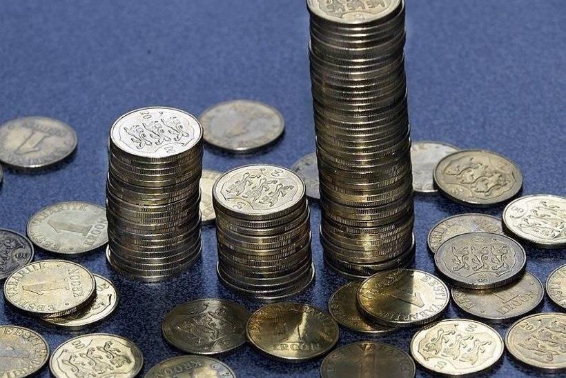 Juhtkiri | Pangad tahavad hakata pangaarvetelt raha näksima