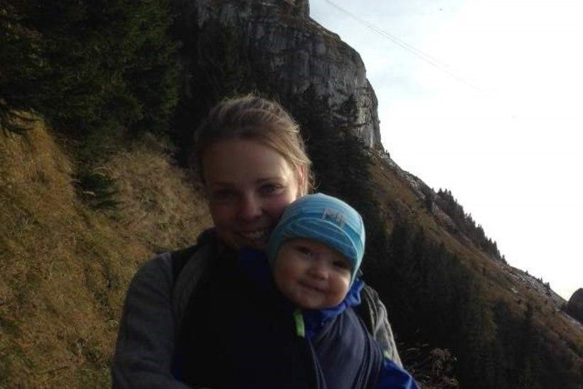 Meribel Müürsepa täielik kannapööre: armastuse vägi viis mind Šveitsi elama