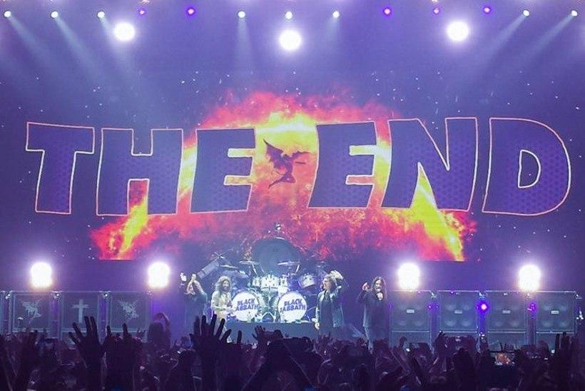 """Black Sabbathi kontsert: """"Kartsime, et laval on surijad taadid, aga polnudki üldse nii hull!"""""""