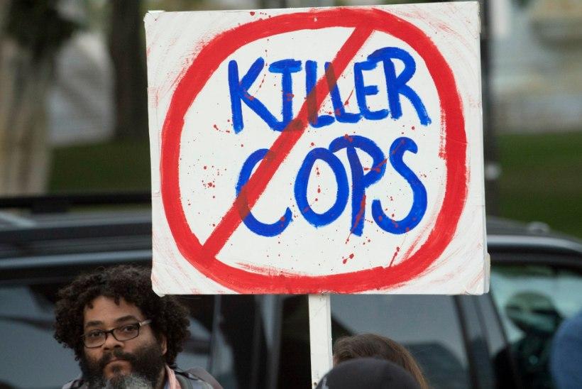 USAs tulistasid politseinikud surnuks mustanahalise mehe
