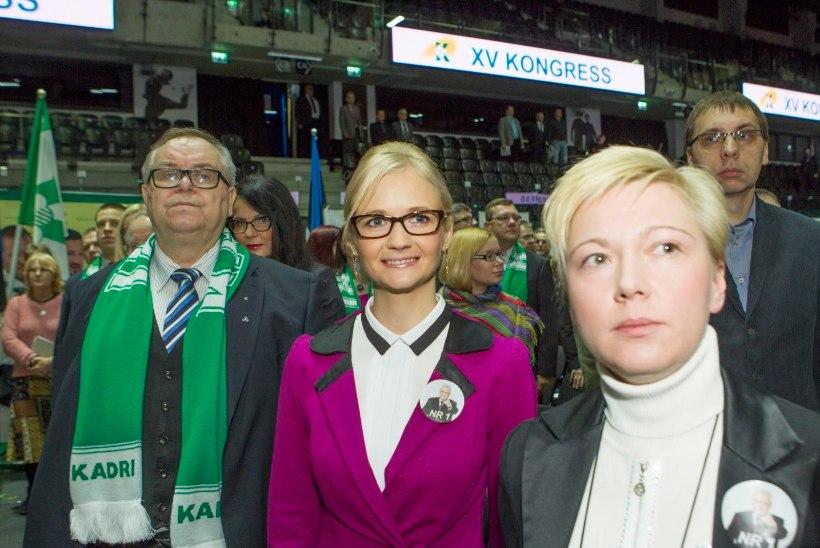 Siret Kotka: Martin Kuke lahkumine Riigikogust on presidendikampaania inetu pool