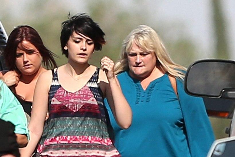 Michael Jacksoni tütar sõlmis haige emaga rahu