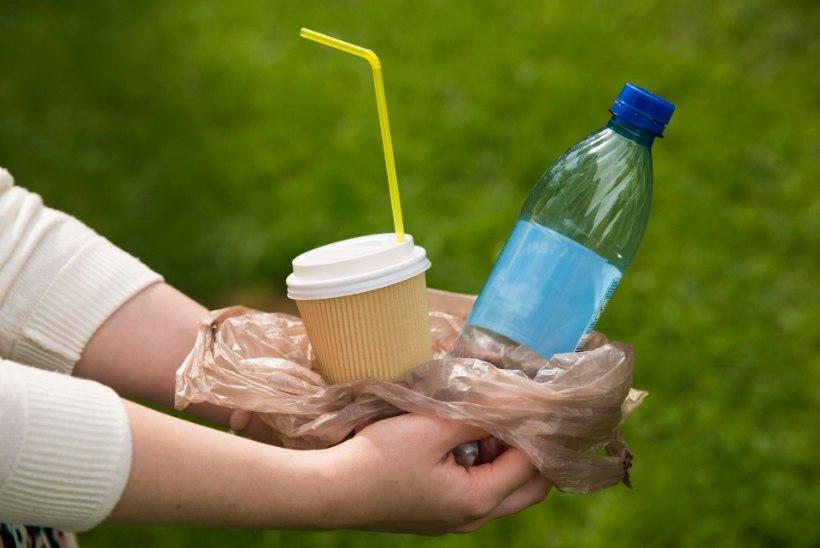 Plastivaba juuli: kas moehullus või mõttekoht?