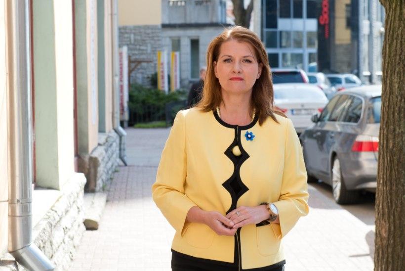 Käed eemale ettevõtlusminister Liisa Oviirist ehk Kuidas tippametniku USAs käik veaks osutus