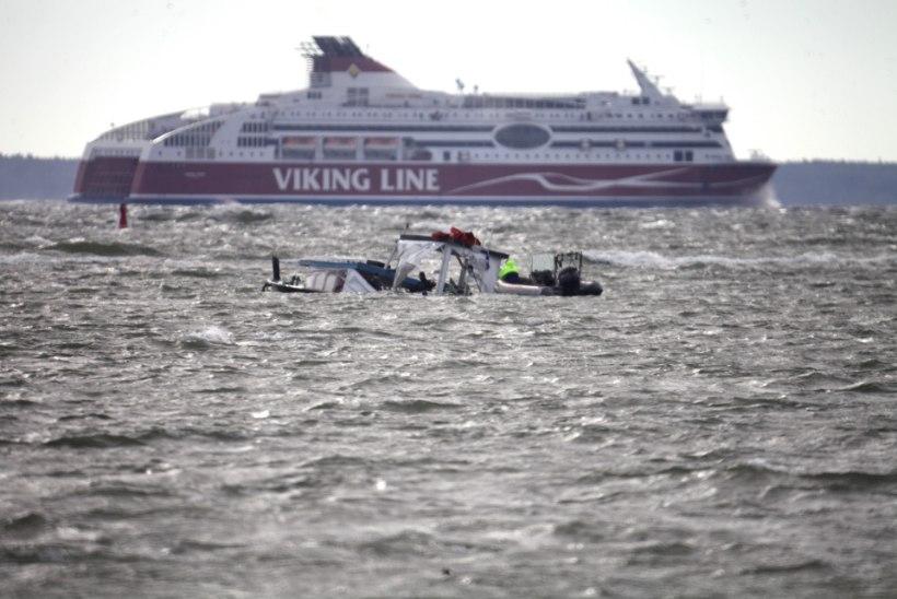 Lained loopisid laeva ja me ei suutnud enam midagi teha, et seda päästa – ees olid kivid