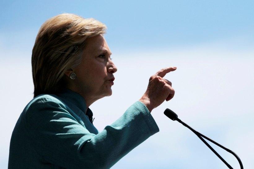 Kuidas Hillary esimest korda Tallinna tuli