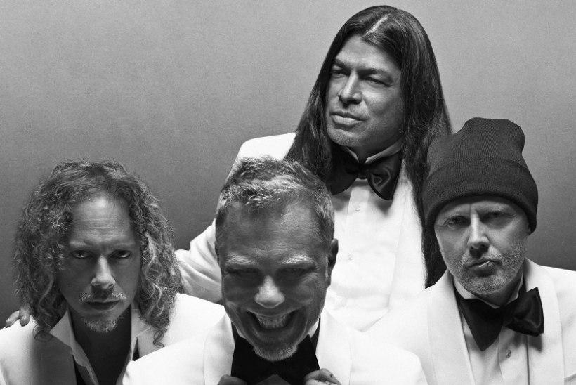 OOTAMATUD MODELLID | Metallica reklaamib luksuslikku meestemoodi