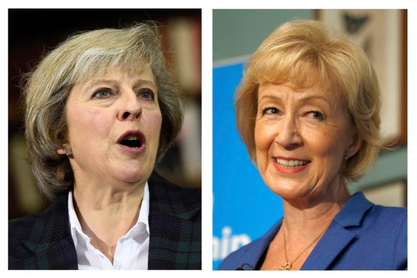 Britid saavad naispeaministri: konservatiivide juhiks püüdlevad Theresa May ja Andrea Leadsom