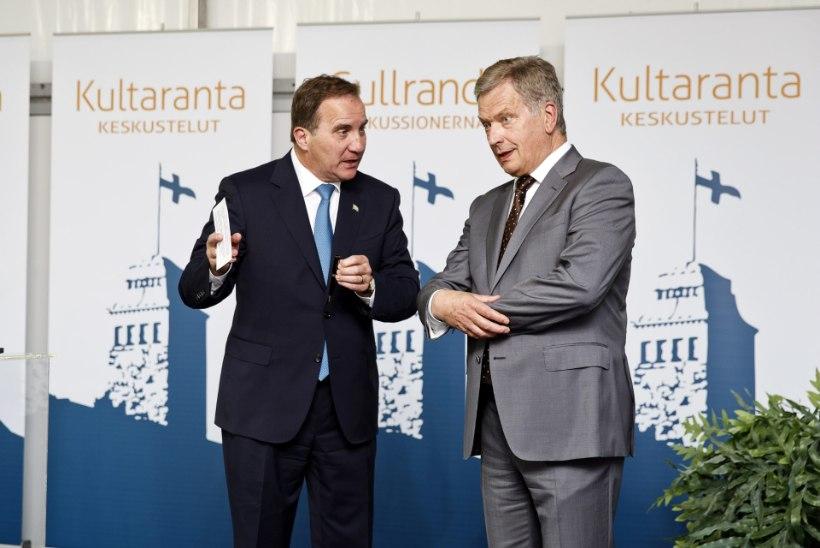 NATO katab täna Soomele ja Rootsile õhtusöögilaua