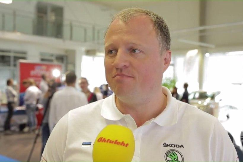 ÕHTULEHE VIDEO | Raul Jeets kinnitab, et jutud ERC sarja mandumisest on ilmselge liialdus