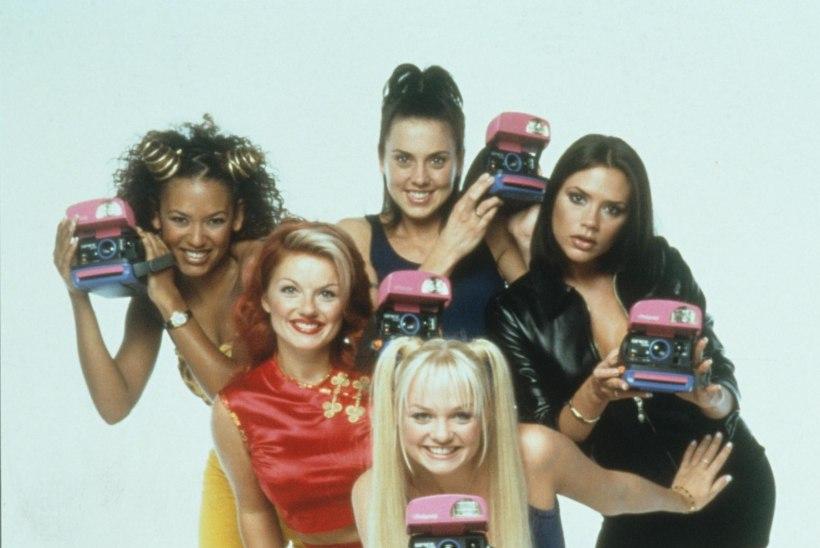 Spice Girlsi vürtsitüdruk Geri: olin bändis liiga õnnetu!