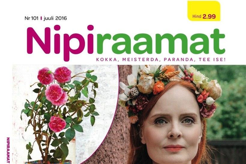 Uus Nipiraamat on ilmunud!