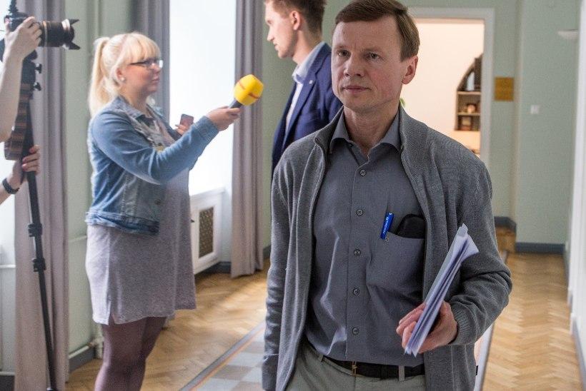 Aivar Sõerd hoiatab: Eesti e-maksuamet peab olema valmis uuendusteks