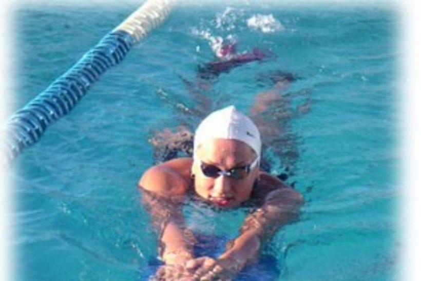 Ujumine algajale