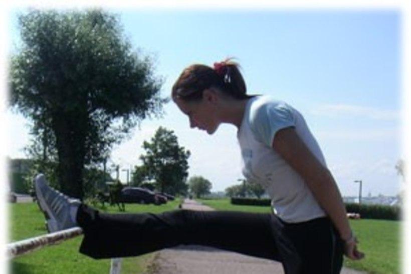Harjutused vaagnavöötme lihastele