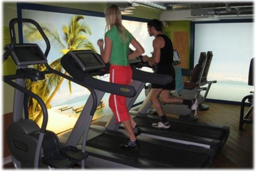 Jooksurada terviseklubis