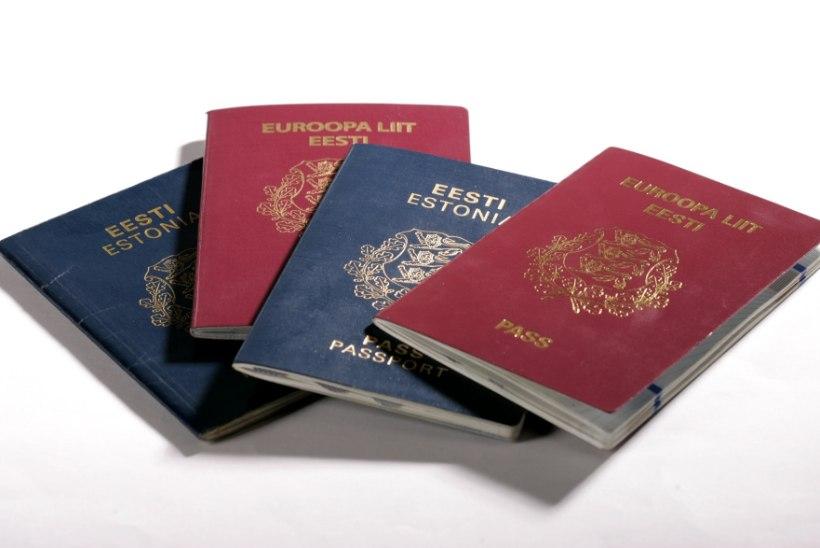 Uue passi saamiseks peab Tallinnas ootama kolm nädalat