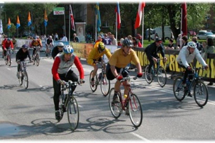 Jalgrattasõit algajale