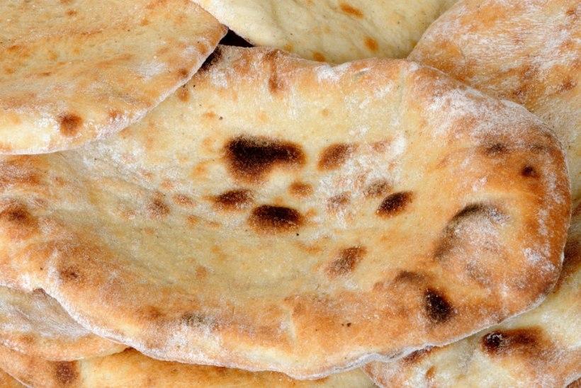 Teistmoodi! Valmista india lameleivast pitsa!