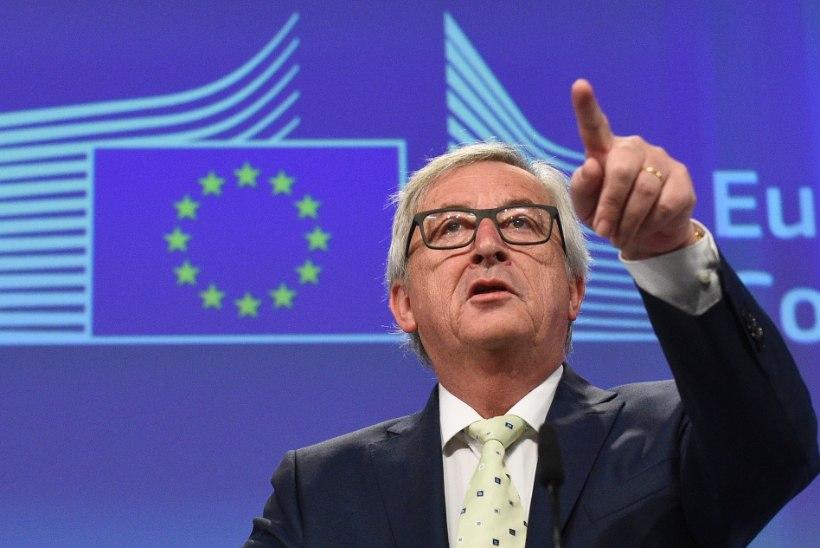 "Jean-Claude Juncker: ""Ma ei ole alkohoolik."""