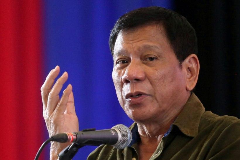 Filipiinide president: USA suursaadik on homo ja hoorapoeg