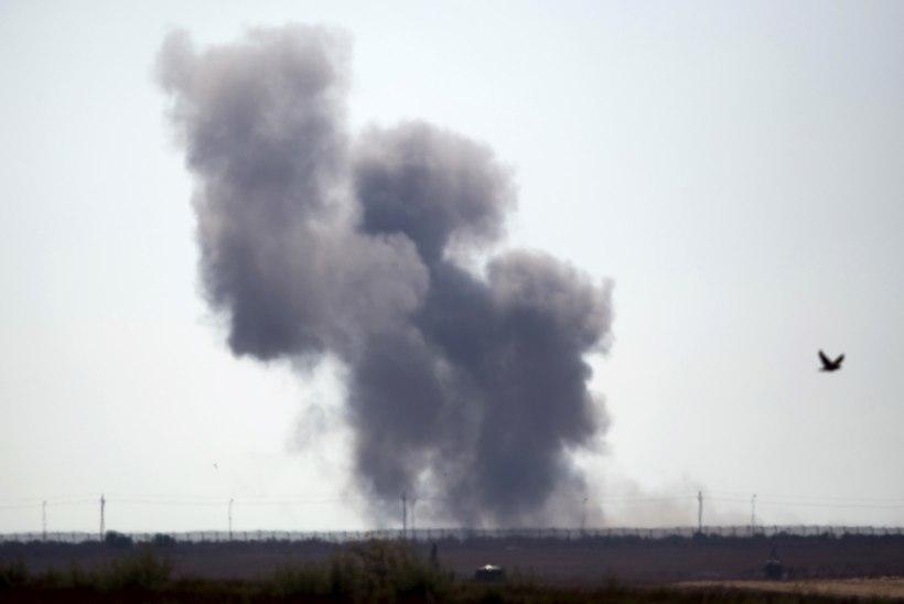 Kuidas Hitler ISISt aitab: džihadistid kaevavad välja II maailmasõja miine