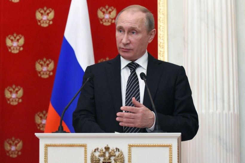 Mis toimub? Putin valas vinduma jäänud Ukraina konfliktis õli tulle