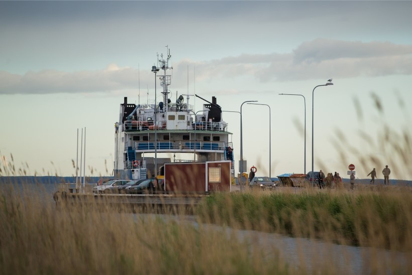 Laevafirma juht sõdib Karilaiuga: ärge levitage kuulujutte, kõik uued parvlaevad saavad uued peamasinad