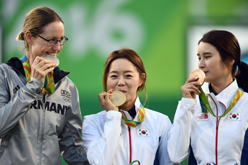 KAS TEADSID? Miks olümpiavõitjad enda medalit hammustavad?