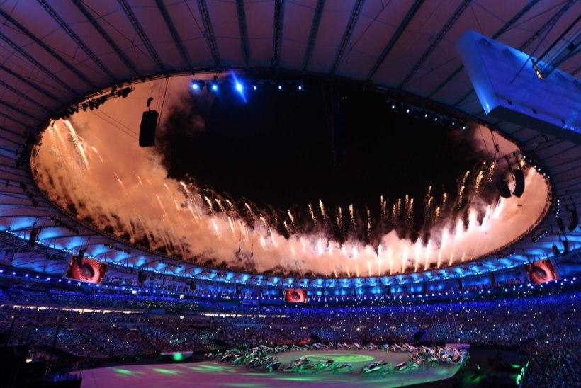 OLÜMPIA MÄLUMÄNG | Vasta olümpiateemalistele küsimustele ja võida hinnaline auhind!