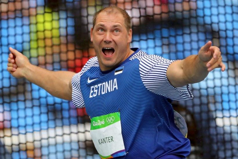 NII SEE JUHTUS | Mõlemad Eesti kettamehed pääsesid lõppvõistlusele, Robert Harting mitte!