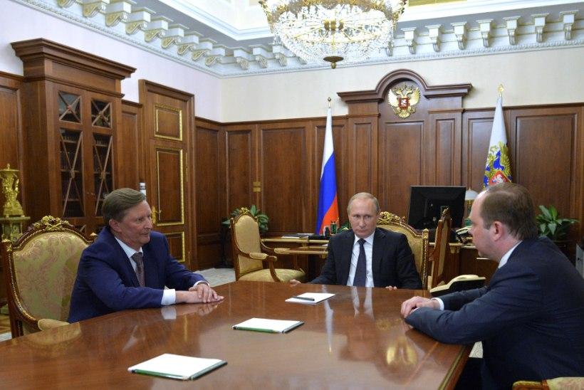 Putin määras oma administratsiooni juhiks Karl Vaino pojapoja