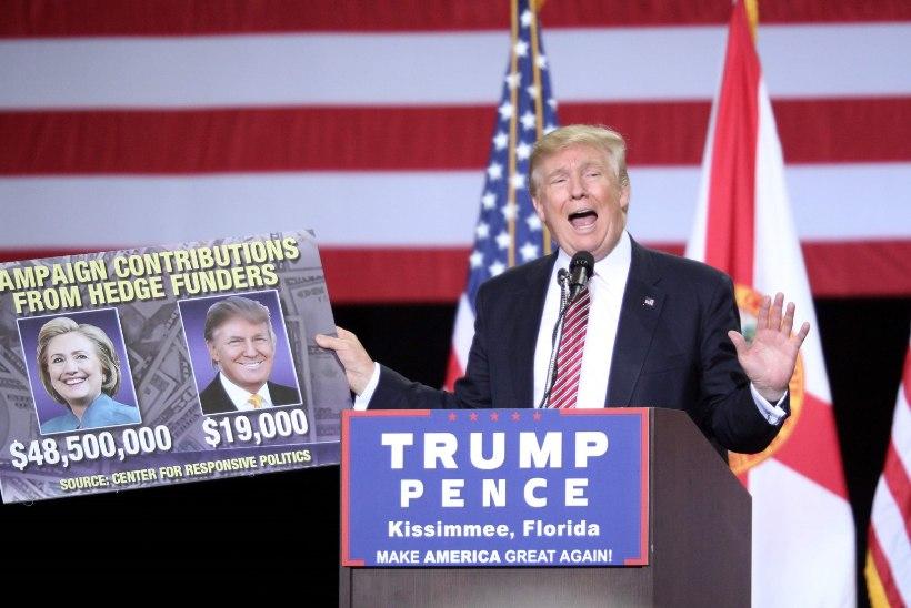 Üle 70 vabariiklase palub parteil lõpetada Trumpi kampaania rahastamine