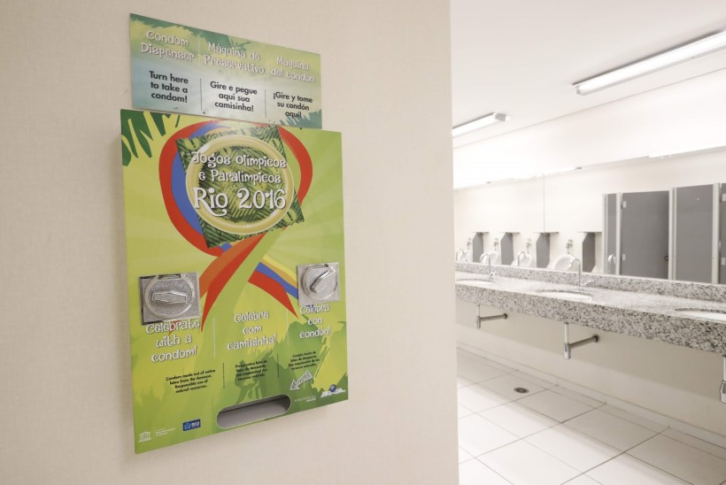 Rio de Janeiro seksiolümpia: allahindlusega lõbunaised ja 450 000 kondoomi