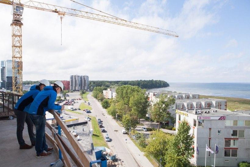 GALERII | Vaata imelisi vaateid Tallinnale Rocca al Marest!
