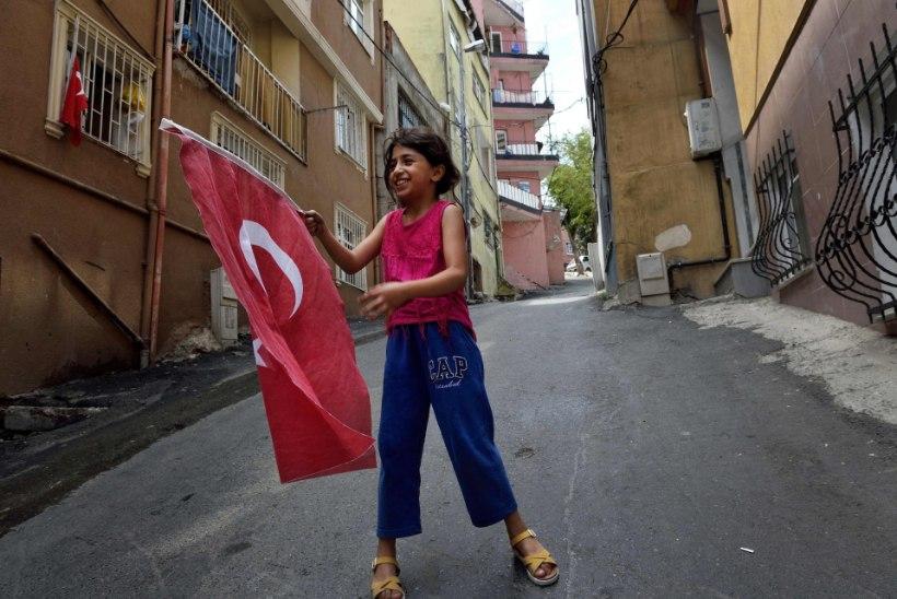 USKUMATU! Türgis seadustas kohus seksi lastega
