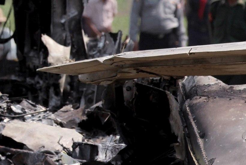 USAs hukkus lennuõnnetuses kuus inimest