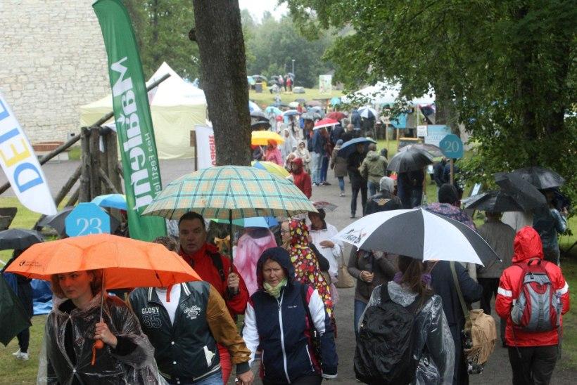 Neljandat Paide arvamusfestivali peeti neljas keeles