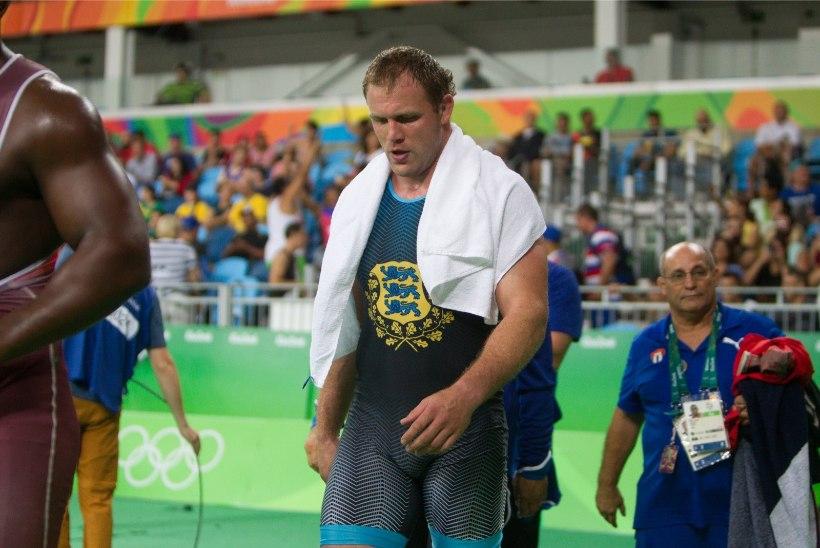 FOTOD | KAHJU! Heiki Nabi ei suutnud Eestile teist olümpiamedalit tuua