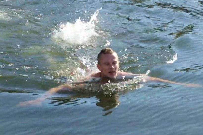 ÕHTULEHE VIDEO | Verevalumitega Michael Phelpsi kuldade jälgedes ehk Kuppude abil ujuma – kiiremini!