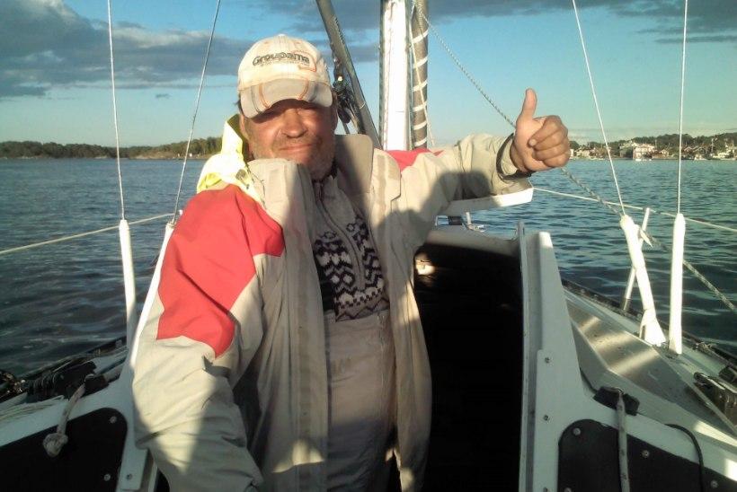 Merehukust pääsenud Läti purjetaja otsib oma jahti