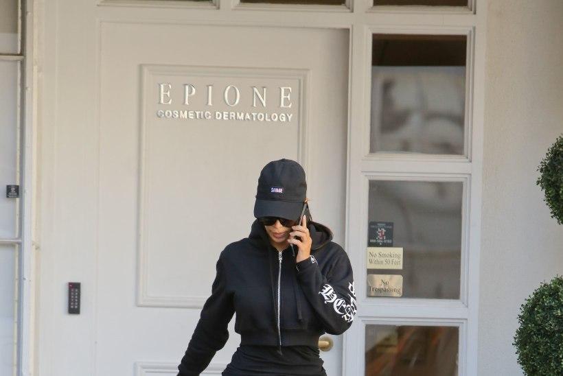 Kim Kardashian tunnistas viimaks tagumikusüste
