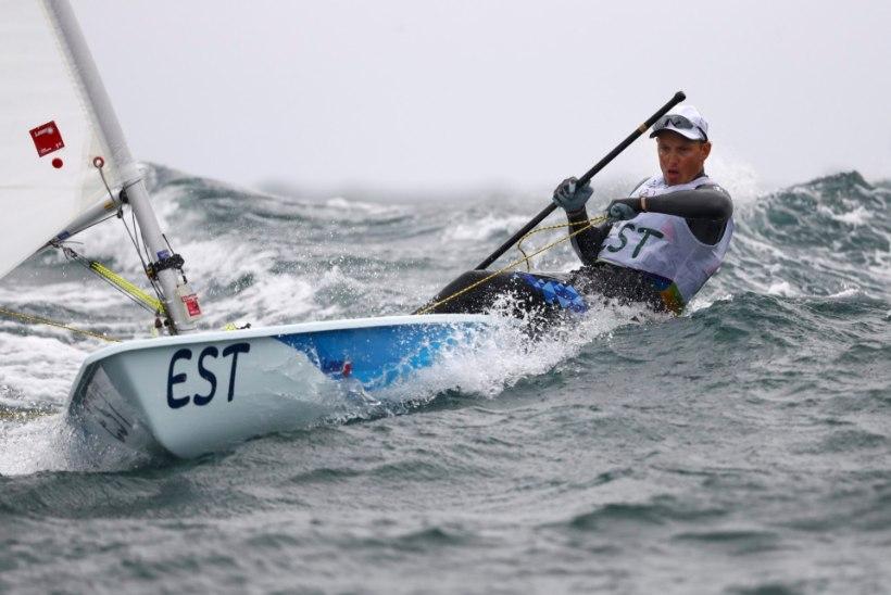 Karl-Martin Rammo: õppisin Rios purjetamist uuesti armastama