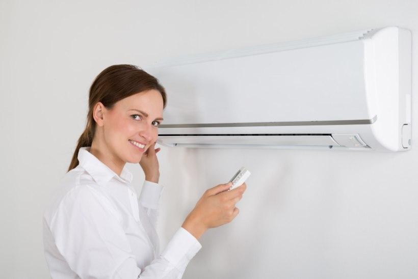Miks naised kontoris konditsioneeri all kergemini külmetuvad?