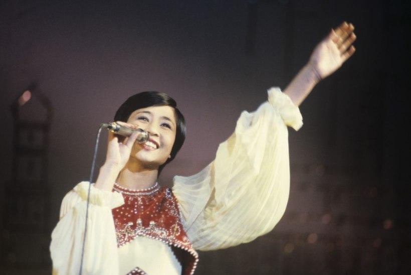 """""""Olümpiaregati tähtede"""" artistid olid omal maal superstaarid number üks"""
