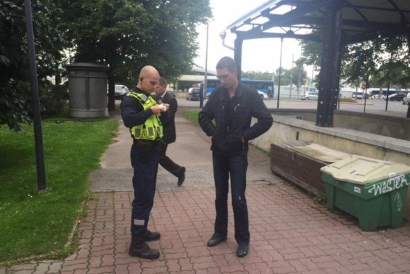 Kuidas ma kapo peadirektori asetäitjaga Eerik Heldnaga Tallinnas narkareid püüdsin